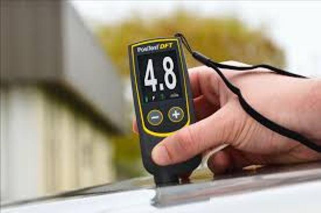 کارشناسی خودرو با دستگاه تشخیص رنگ