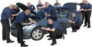 کارشناسی حرفه ای و تشخیص رنگ شدگی خودرو