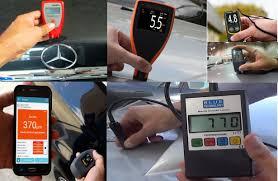 انواع دستگاه دیجیتال تشخیص رنگ خودرو