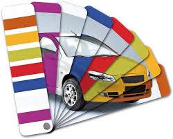 رنگ بدنه خودرو